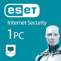 ESET Internet Security 1 PC 1 An
