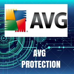 AVG Protection, 1 Year, Win/Mac/Android, English