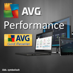 AVG Performance Pro 2018 Unlimited Appareils/Pc 2 ans