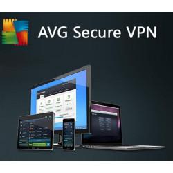 AVG Secure VPN 2018 1 Urządzenie / 24 miesięce