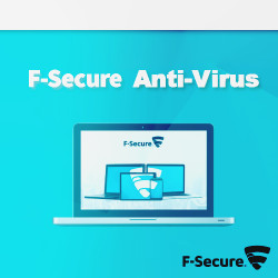 F-SECURE Anti-Virus 2018 1 PC 12 M